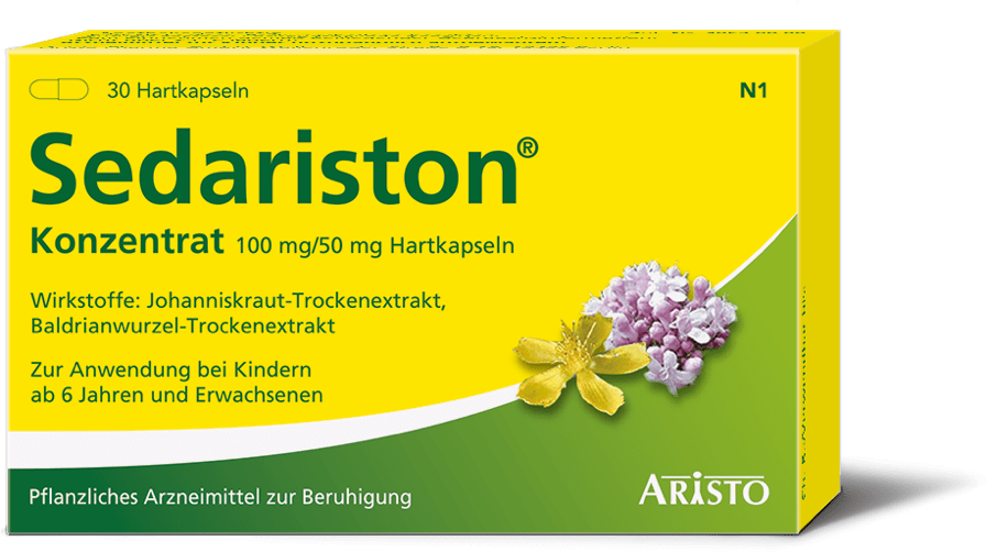 Sedariston® Packshot